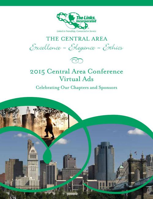 2015 Central Area Conference Virtual Ads Program