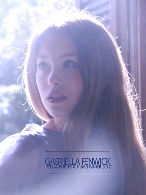 Prêt-à-Porter Autumn Winter 2012 Gabriella Fenwick Couture