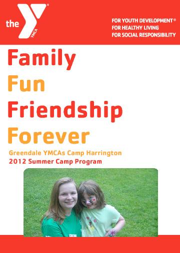 Camp Brochure 2012