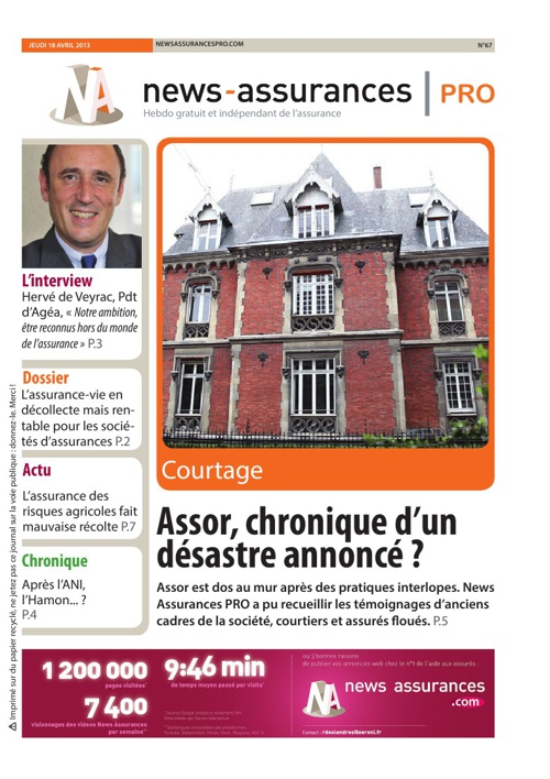 News Assurances Pro - Edition 67