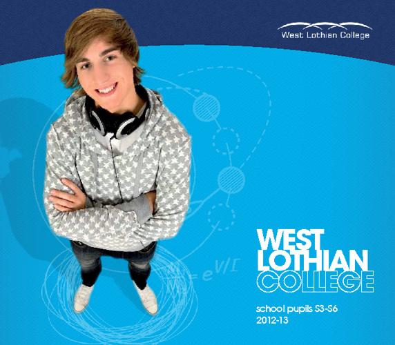 West Lothian College Schools Prospectus