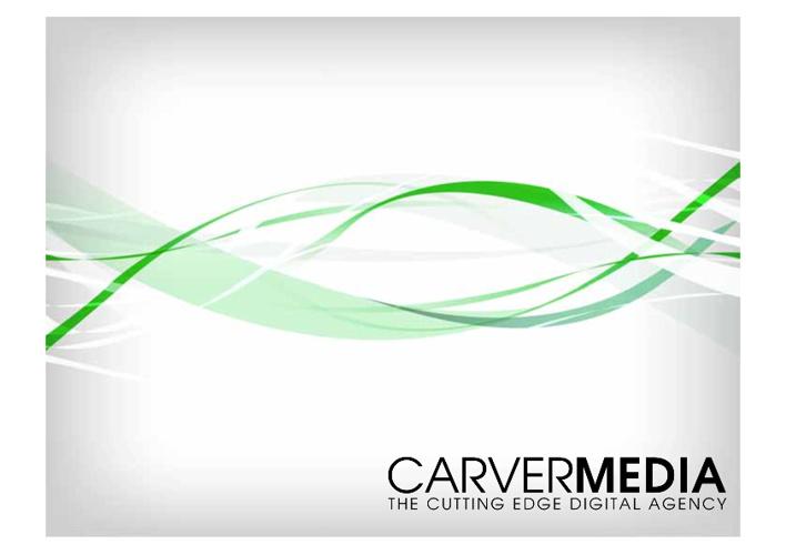 Carver Magazine