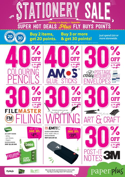Stationery Sale SEPT flyer_FINAL