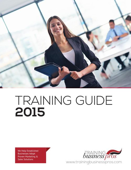 TBPros Training Guide 2015-416 444 7767