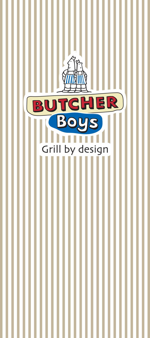 Butcher Boys Menu