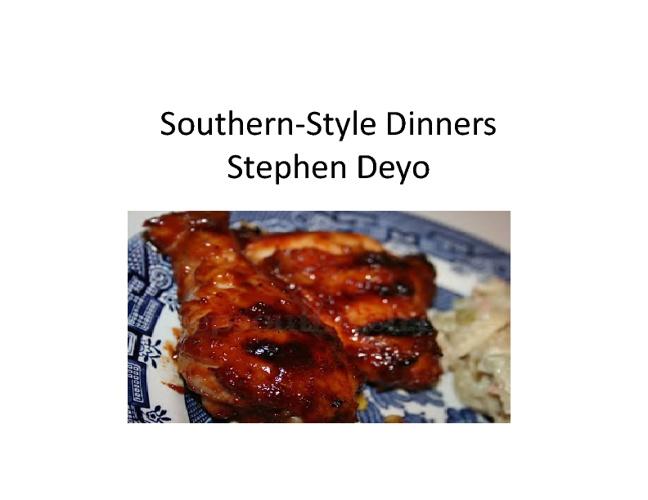 Stephen Deyo