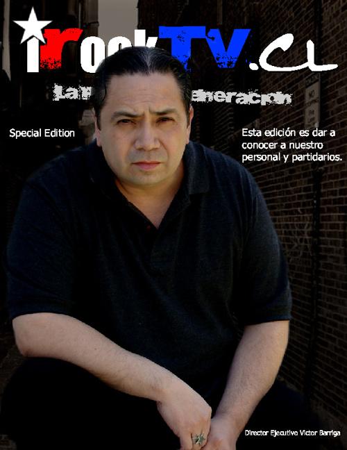 IROCKTV.CL SPECIAL EDITION 2012-2013