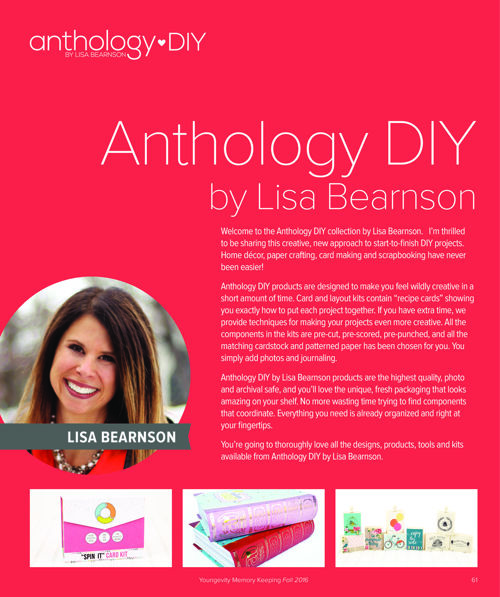 Anthology DIY Flip Book