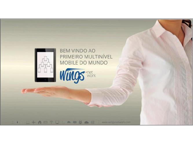 Apresentação da Wings Network