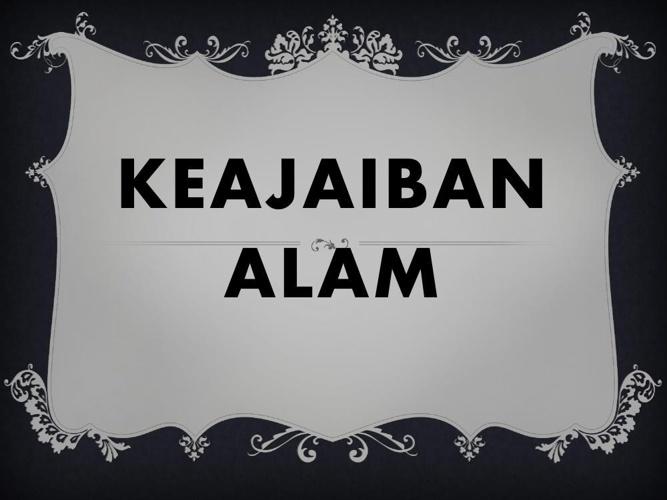 BM4-BHGB-KEAJAIBAN ALAM