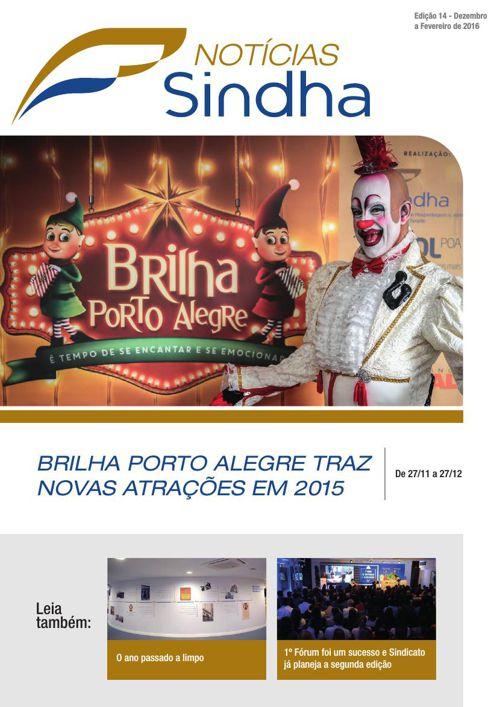 Edição 14 - Dezembro a Fevereiro de 2016