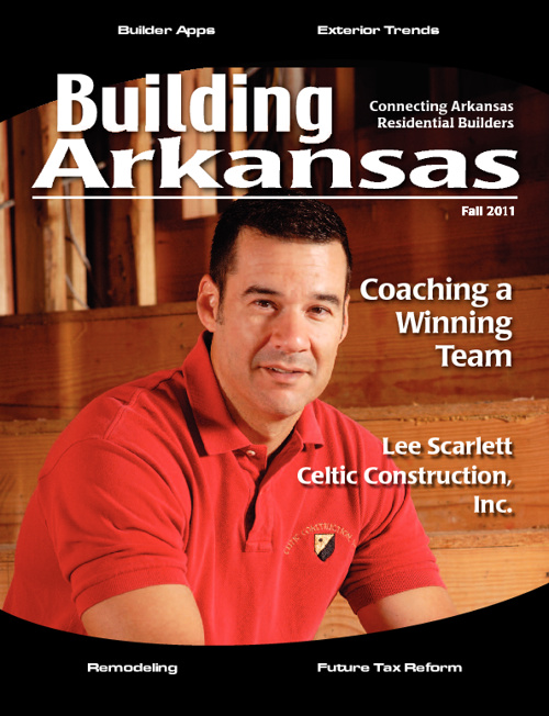 Building Arkansas Magazine Fall 2011 Issue