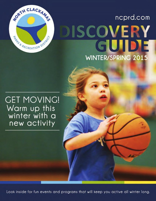 2014 Winter Discovery Guide NCPRD
