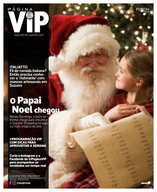 Leia ONLINE o caderno Página VIP de 04/01/2017