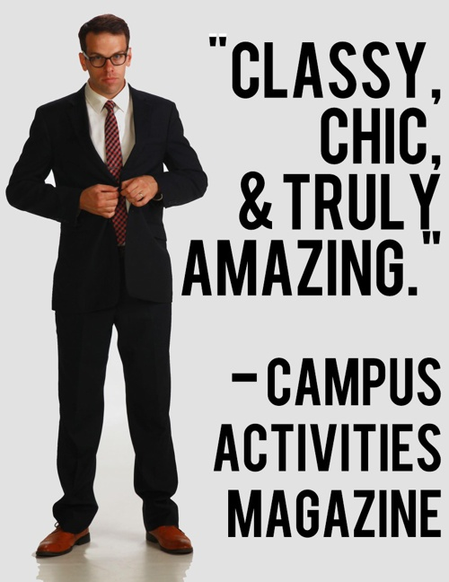 Campus Activities Magazine Feature Story