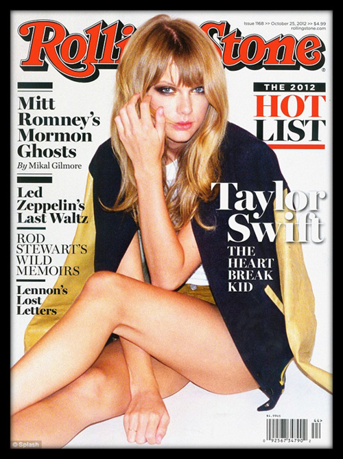 Rolling Stone Textual Analysis