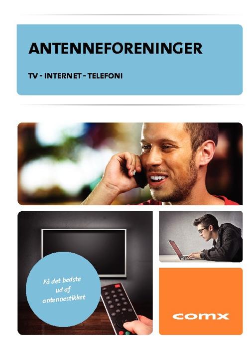 Antenneforeninger - Tv, Internet og Telefoni