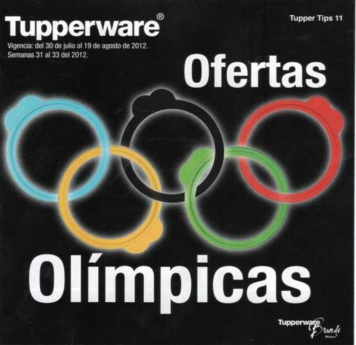 Catálogo Tupperware semana 31 a 33 2012