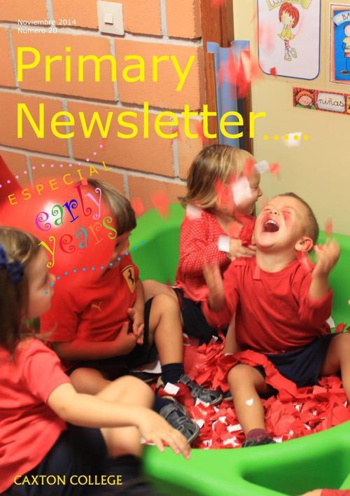 Newsletter de Noviembre