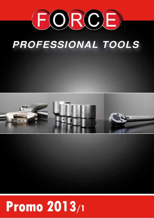 Force professional tools 2013/1