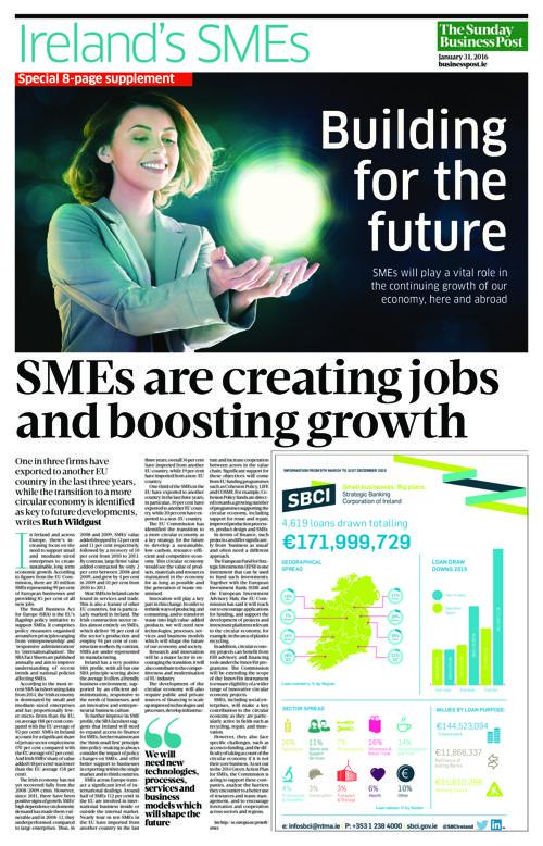 Ireland's SMEs