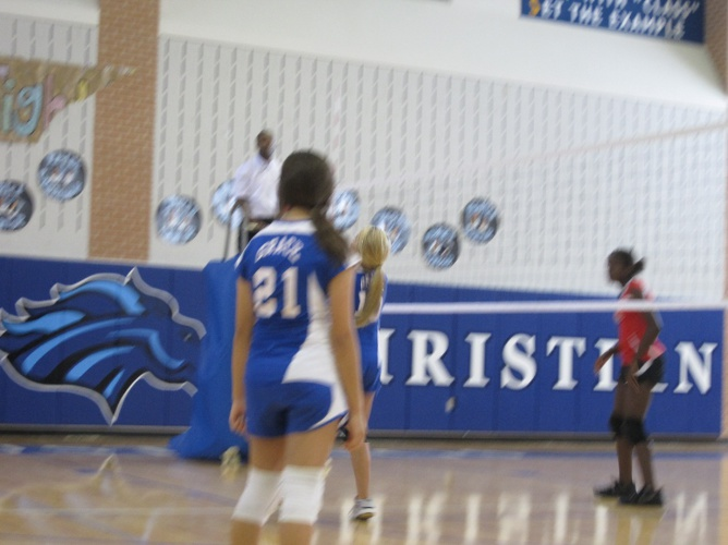 Grace Varsity Volleyball
