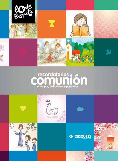 Recordaorios Comunion Busquets 2017