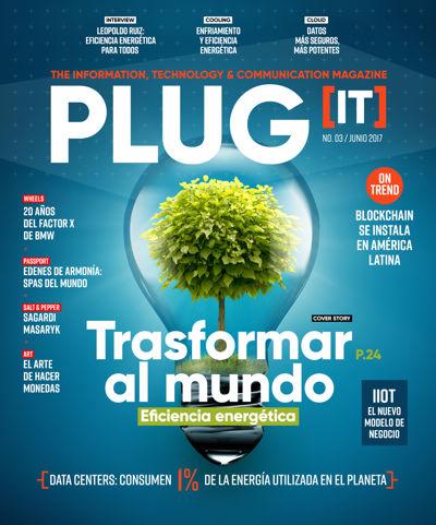 Plug IT Mag #03. Junio 2017.