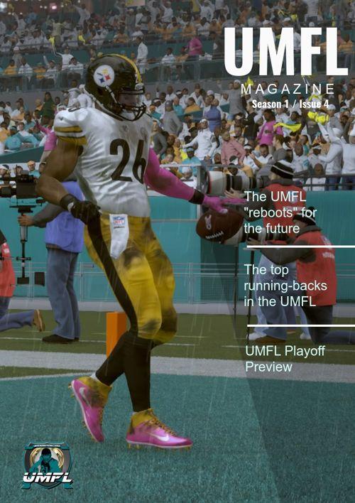 UMFL Magazine Season 1/Issue 4