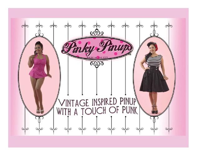 Pinky Pinups 2013 Catalog