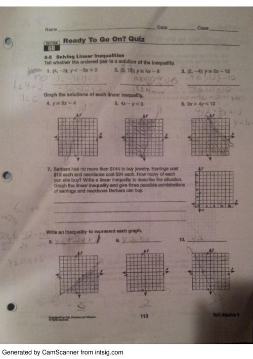 Reading Graphs 2