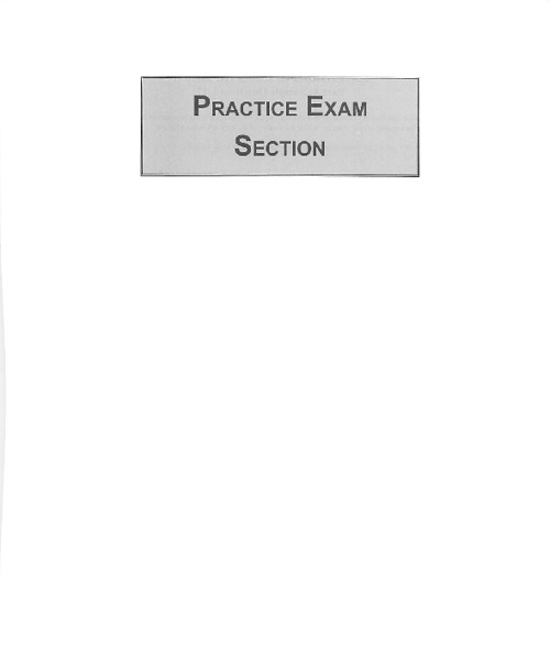Practice Test 1