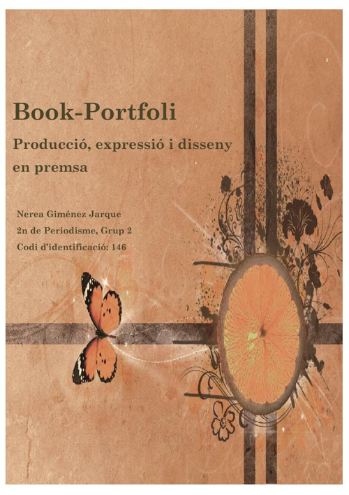 Book-Portfoli disseny