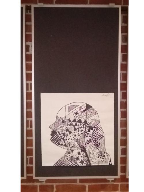 Zendoodle udstilling