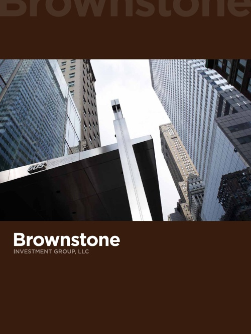 Brownstone Brochure