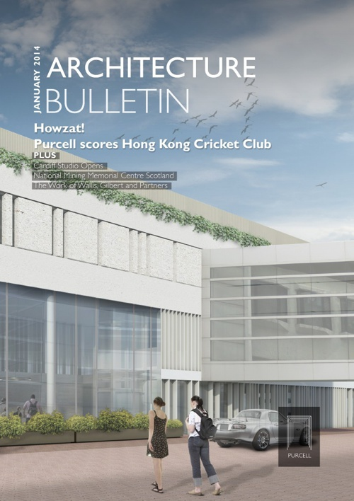 Architecture Bulletin - January 2014