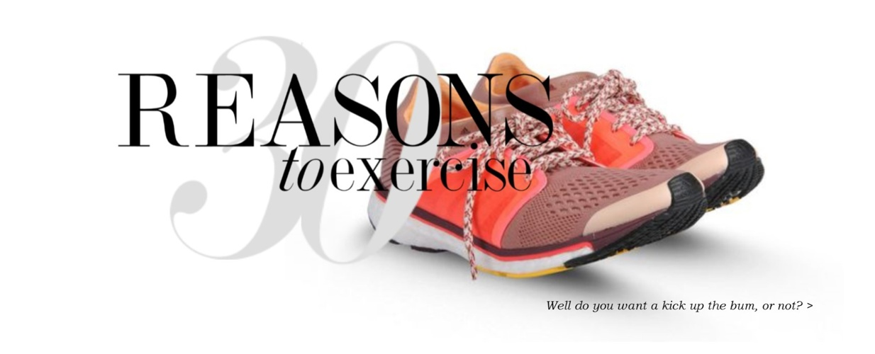 30REASONSTOEXERCISEWITHTEXT