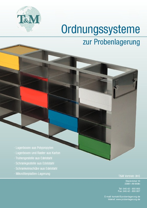 Copy of Ordnungssysteme zur Probenlagerung.