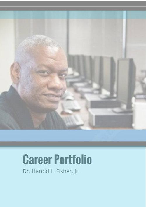 Career Portfolio Example
