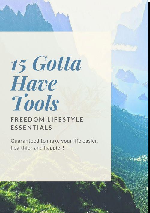 15 Gotta Have Tools