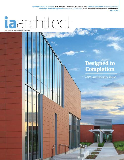 Iowa Architect Fall 2015