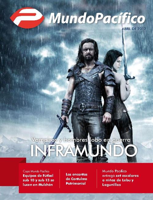 Revista Mundo Pacífico - Abril 2012