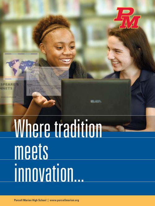 2015-16 Purcell Marian High School Viewbook