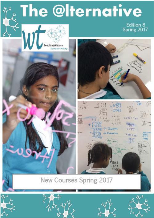 Spring Teaching School Brochure SPRING 2017 ONLINE VERSION