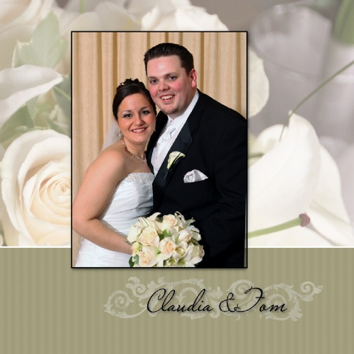Claudia and Tom's Album