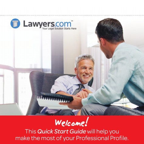 LexisNexis, Martindale-Hubbell Listings Quick Start Guide