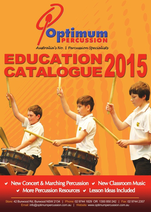2015 Education Catalogue - Page by Page