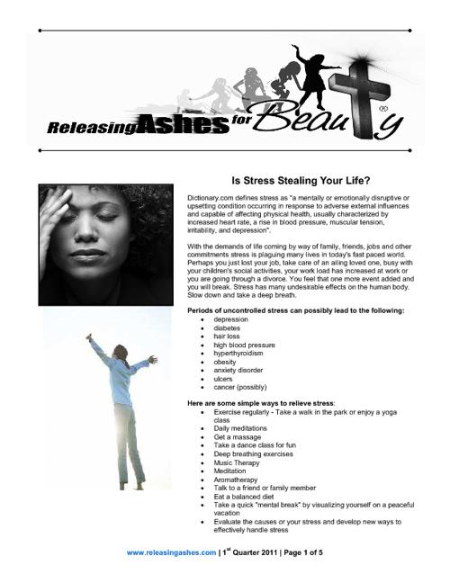 Newsletter 1st Q