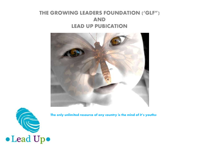Growing Leaders Brochure 2011