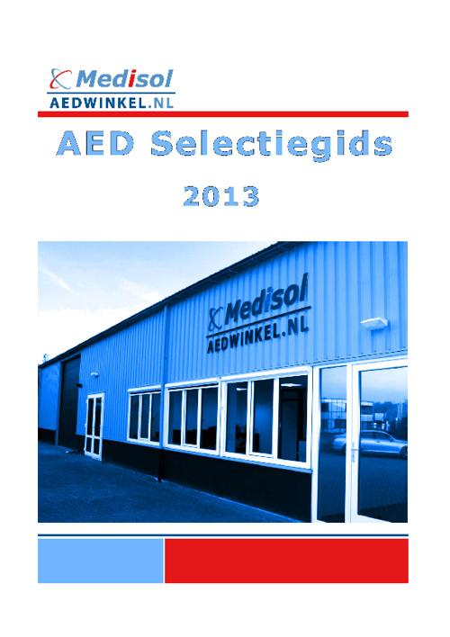 AED Selectiegids 2013
